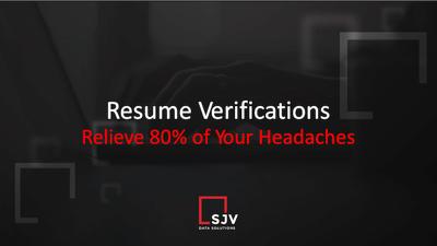 Resume Verifications Webinar (1)